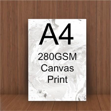 A3 230gsm matt print