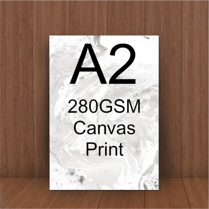 A2 190gsm Satin Print